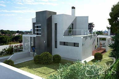 Elegant New Build Properties In Calpe Spain Quality New Builds On The Costa Blanca