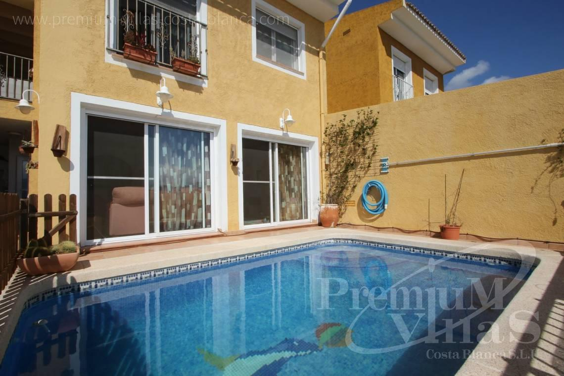 Buy bungalow in Callosa Costa Blanca - C2062 - Lovely house with wonderful views and pool in Callosa 20
