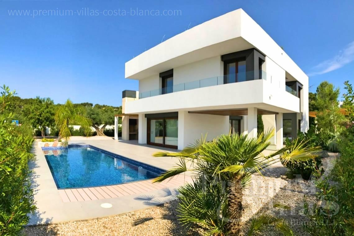 Bioclimatic villa in Moraira Costablanca - C2075 - Bioclimatic villa for sale 1