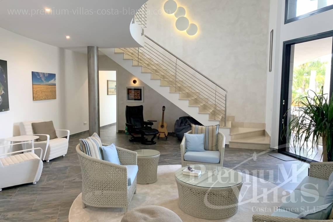 - C2433 - Spacious modern luxury villa in Moraira 8