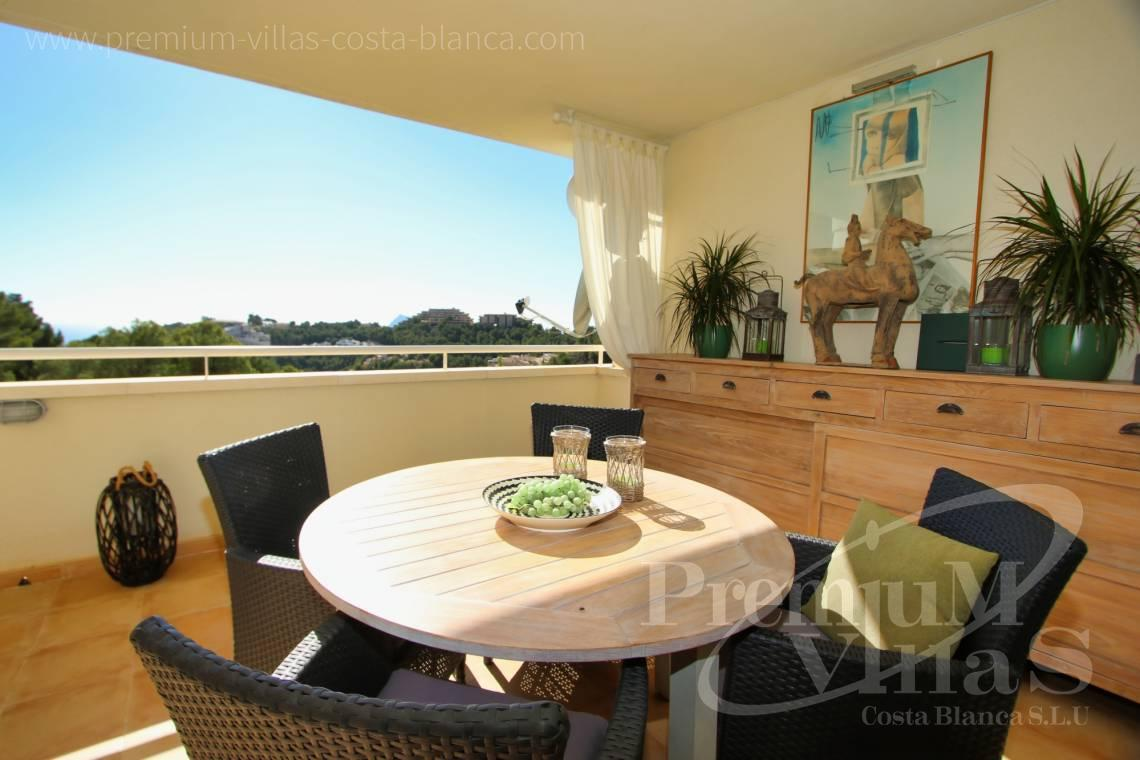 Buy apartment duplex penthouse Altea Hills Costa Blanca - A0609 - Apartment in residential Balcón de Altea Hills 21