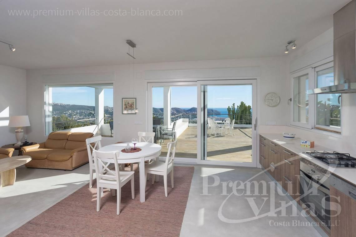 - CC2385 - Modern villa with panoramic sea views in Moraira 12