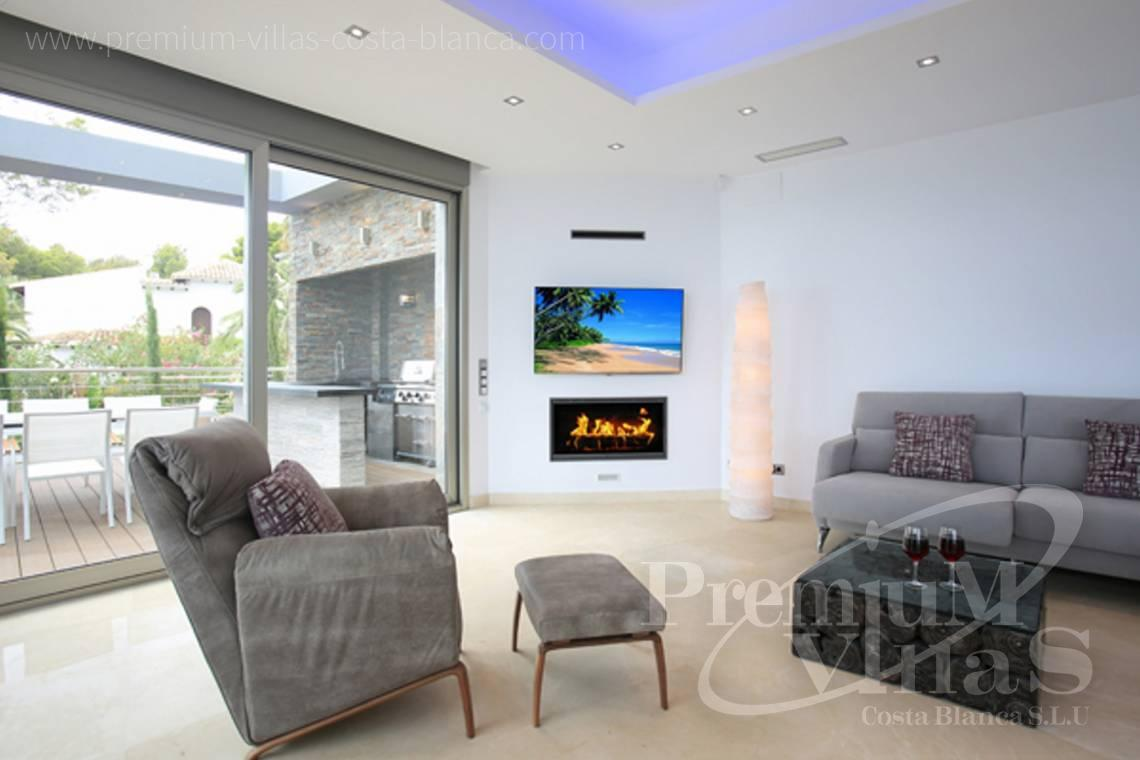 - C1531 - Sea front villa in Altea! A unique luxury villa at the Costa Blanca 19