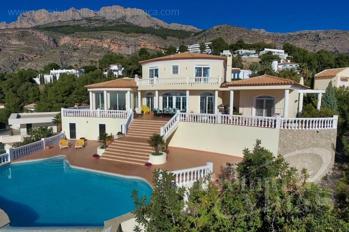 Luxury Villa in the Sierra de Altea in Altea - C2251 - Luxury villa in prime location in Altea 1