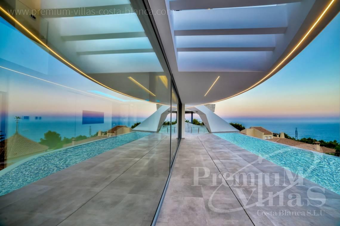 house villa for sale Altea Costa Blanca Spain - C1915 - Brand new luxury villa in Altea Hills with fantastic sea views! 3
