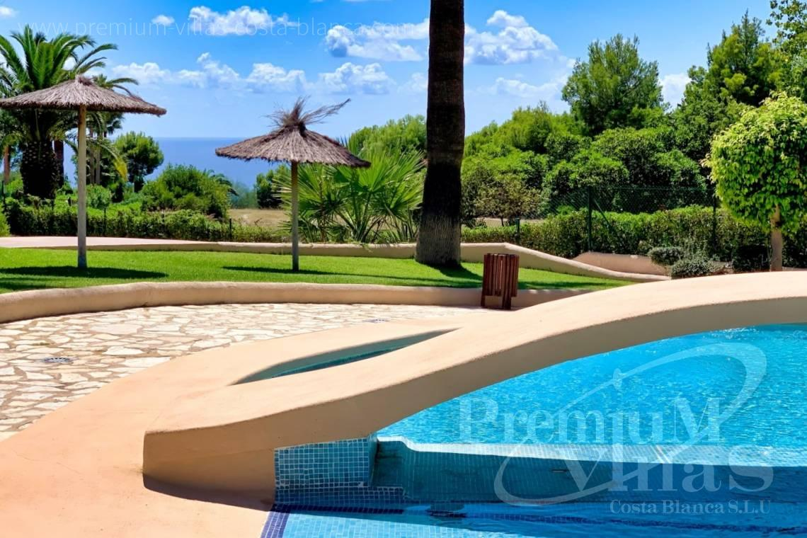 - A0683 - Ground floor with large garden and sea views in Altea Hills 19