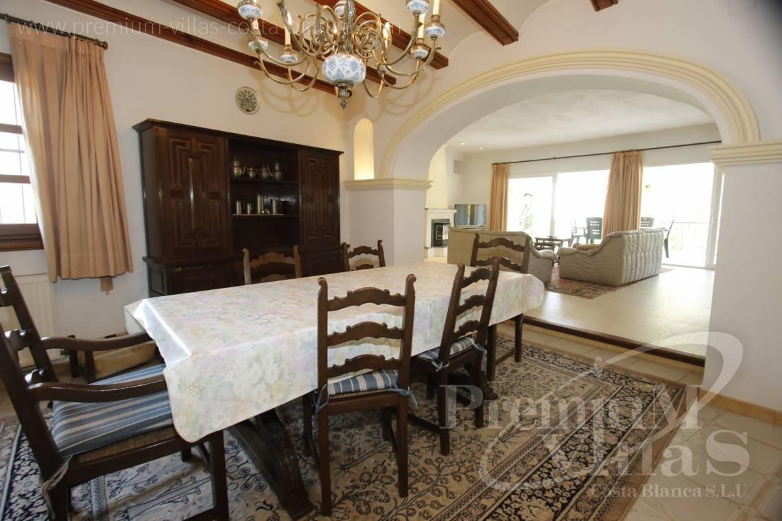 - C2162 - Villa in Altea with guest apartment and sea views 8