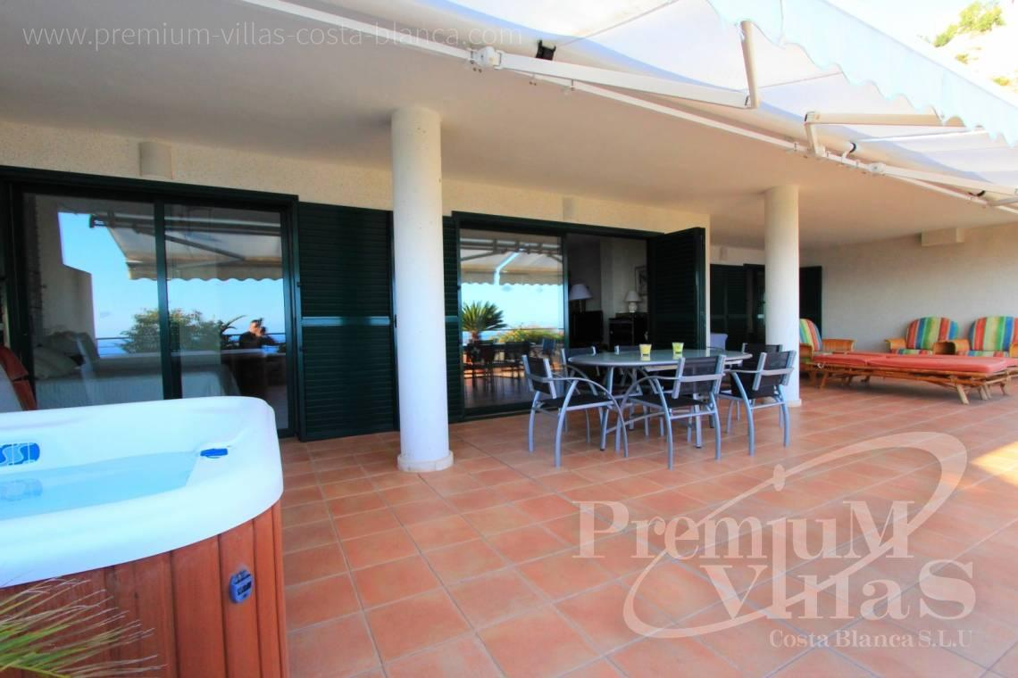 - A0563 - Opportunity! Penthouse in Altea Hills with 100m² terraces and a perfect sea view 22