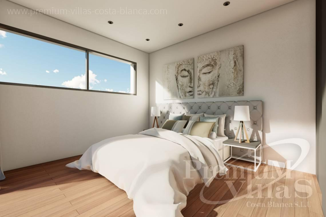 - C2312 - Modern 4 bedroom villa near the beach in Calpe 16