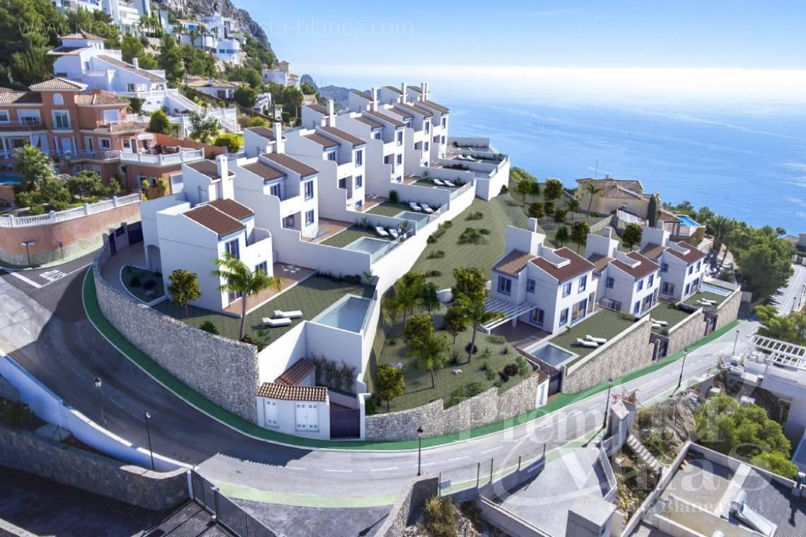 property for sale Altea Hills - C2189 - Single family homes in Altea Hills with stunning sea views 3
