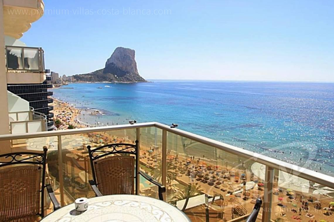 Buy apartment in building Albamar 2 in Calpe - AC0652 - First line beach apartment in Calpe 12