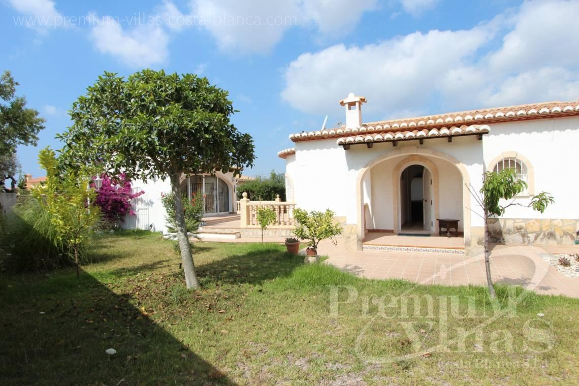 buy property Costa Blanca Spain - C1300 - Villa with mountain views near the sea in Calpe for sale 27