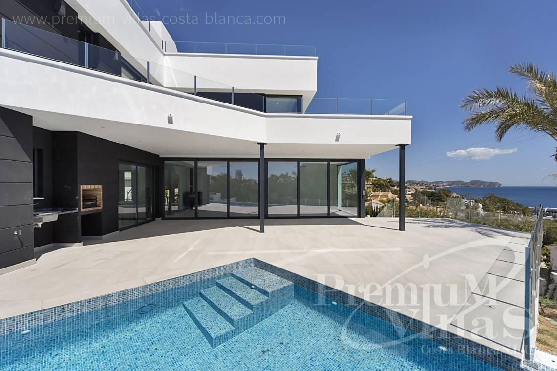 Buy luxury villa in Les Bassetes, Calpe - C2374 - Luxury villa with sea views in Les Bassetes, Calpe 6