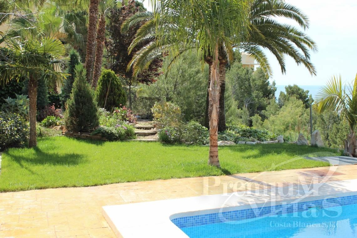- C1265 - Villa with sea views for sale in Altea 8