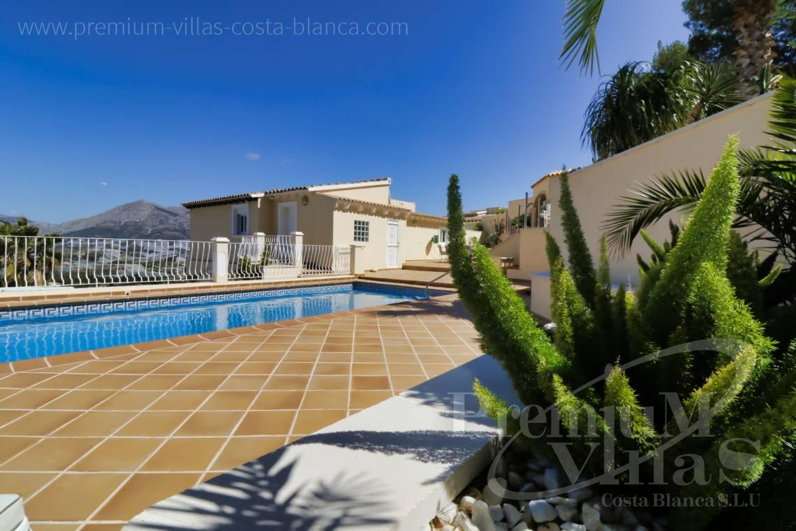 Buy 8 bedroom villa on the Costa Blanca Spain - C2249 - Villa in urbanization El Tossal in La Nucia 5