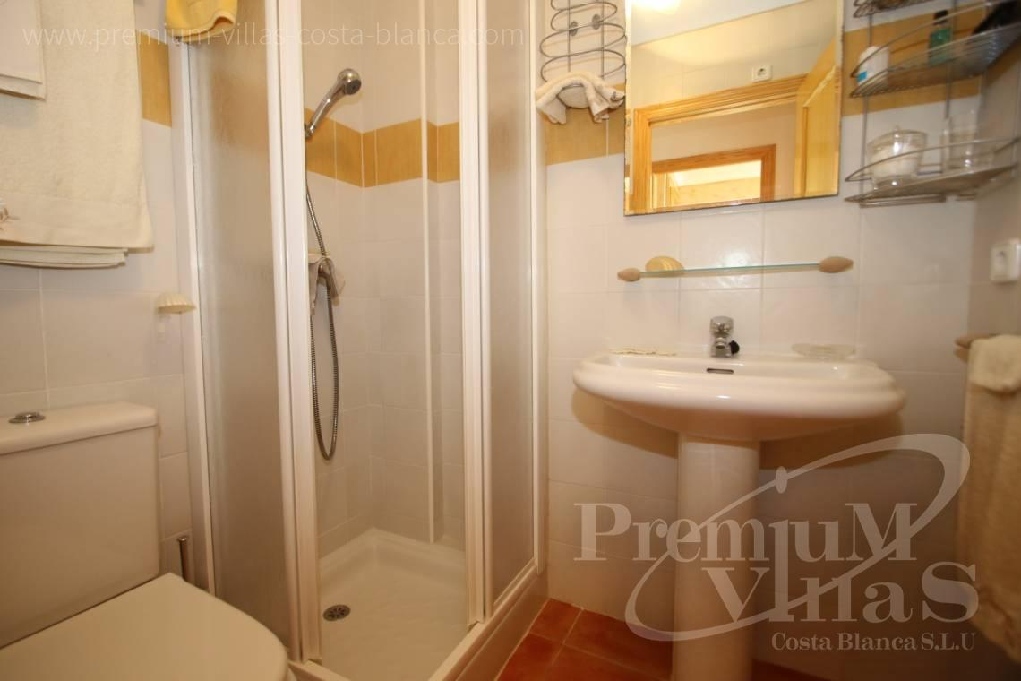 - C2086 - Cosy townhouse with wonderful sea views in the Sierra of Altea 17