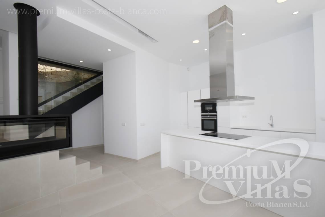 - C2138 - New construction of a modern villa in Altea Hills with fantastic views 18