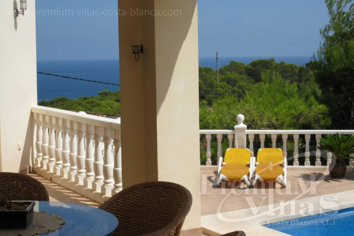 Villas for sale with sea views in Altea - C1298 - Contemporary style villa in Altea for sale with nice sea view 5