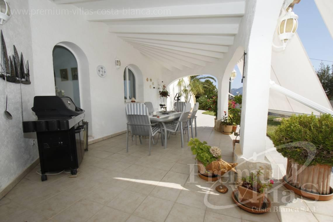 House villa for sale Calpe Costa Blanca - C2202 - Beautiful house on flat plot 3
