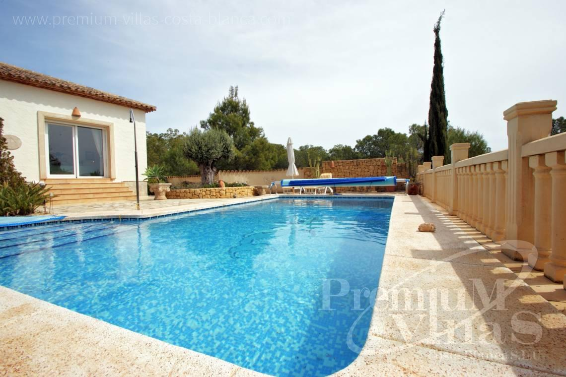3 bedrooms Rustic villa with guest house in Alfaz del Pí Costa blanca - C2241 - Villa with guest house in Alfaz del Pí 23
