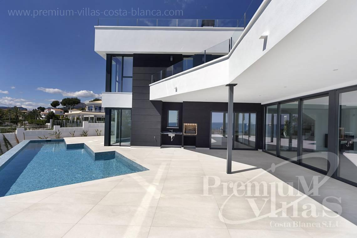 - C2374 - Luxury villa with sea views in Les Bassetes, Calpe 26