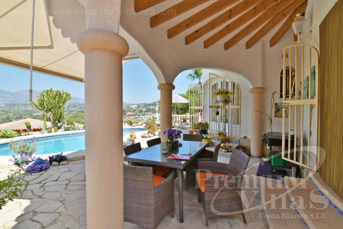 - C2114 - Villa with heated pool and spectacular mountain views in Calpe 12