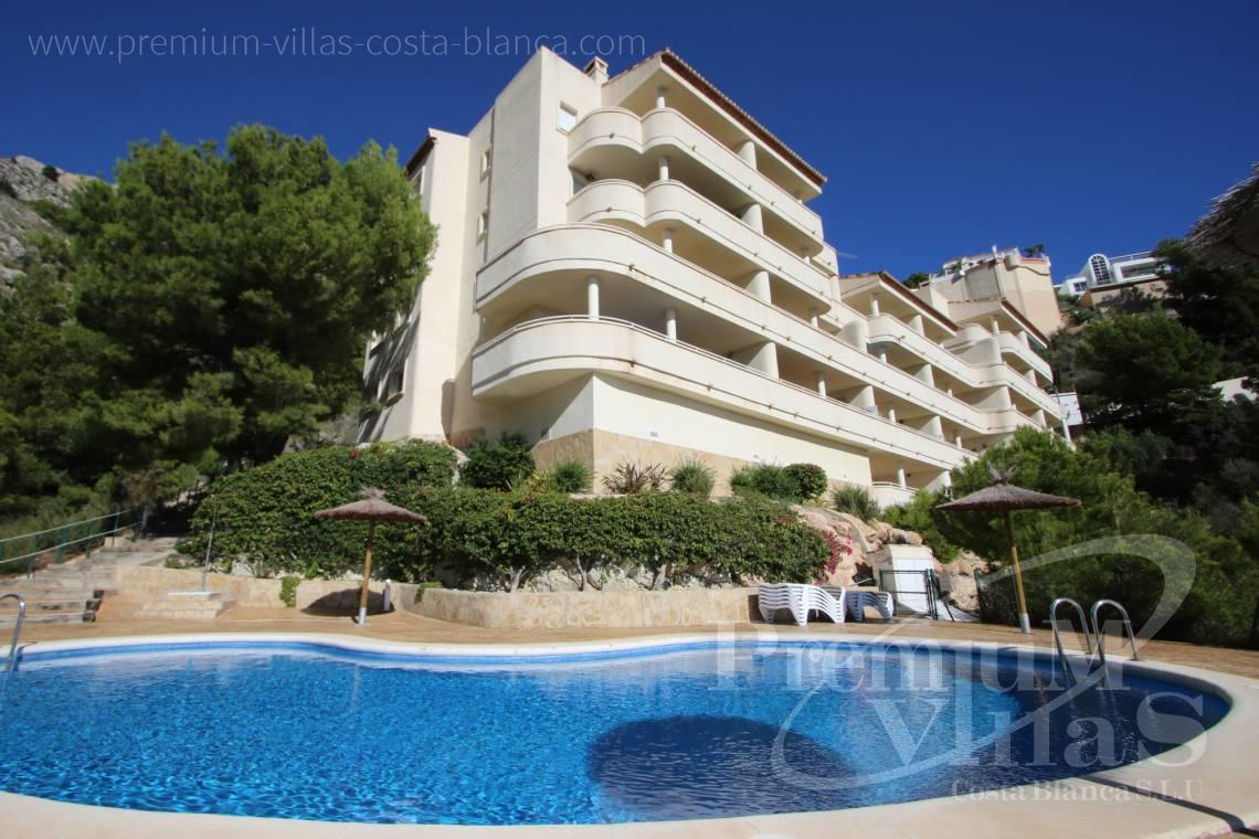 Apartment in residential Balcón de Altea Hills Costa Blanca - A0609 - Apartment in residential Balcón de Altea Hills 2