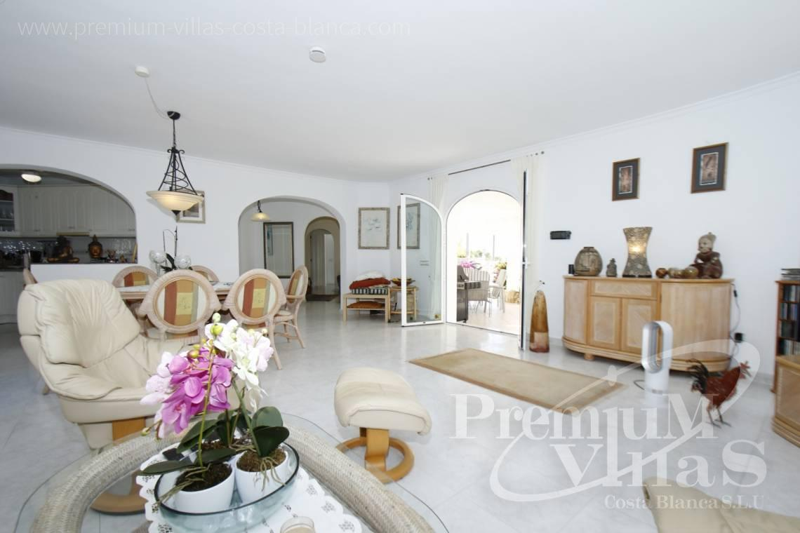 House villa for sale Calpe Costa Blanca - C2202 - Beautiful house on flat plot 6