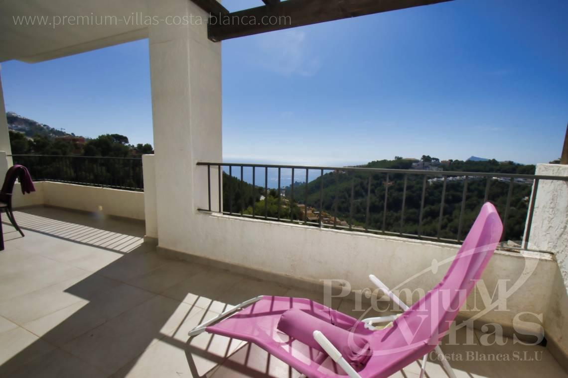 Buy apartment with sea views in Altea Hills Costa Blanca - AC0660 - Apartment in residential Los Lirios, Altea Hills  18