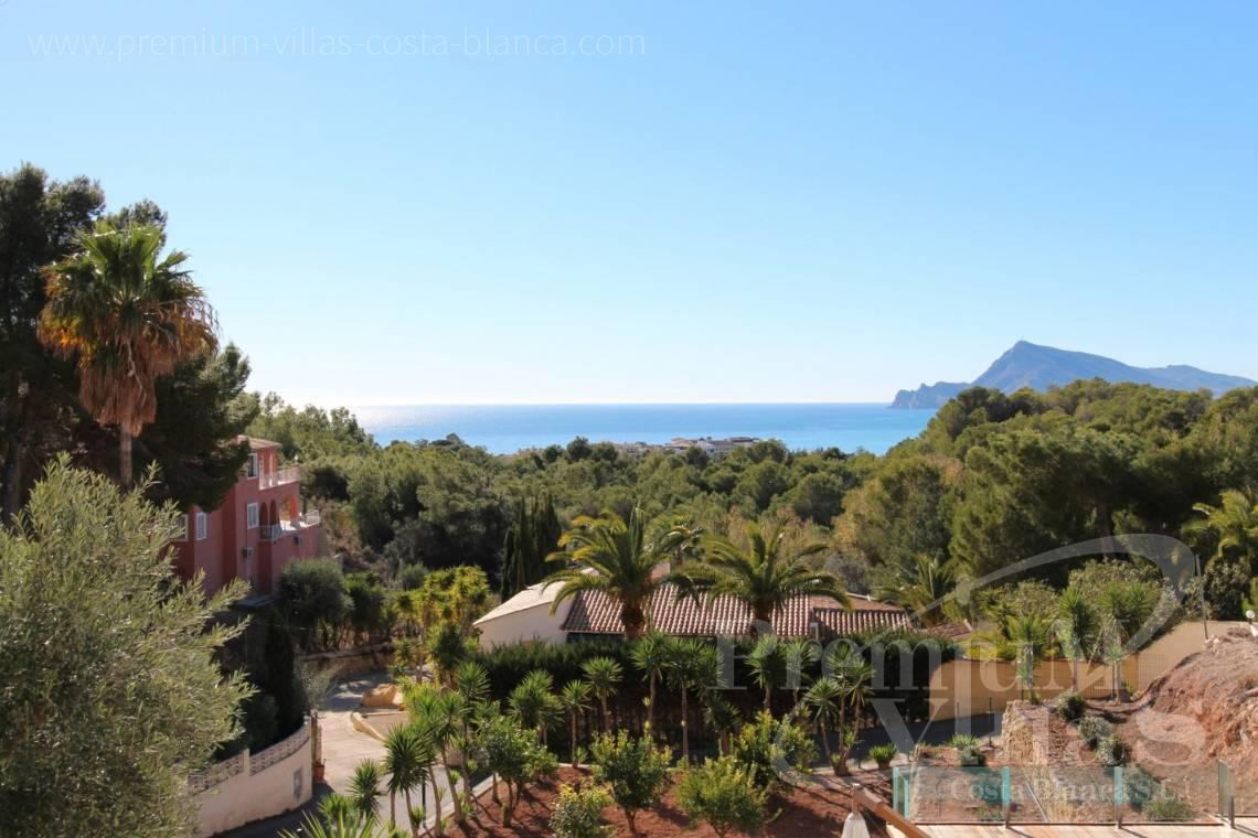 - CC2387 - Ibizan style villa with sea views in Altea 29