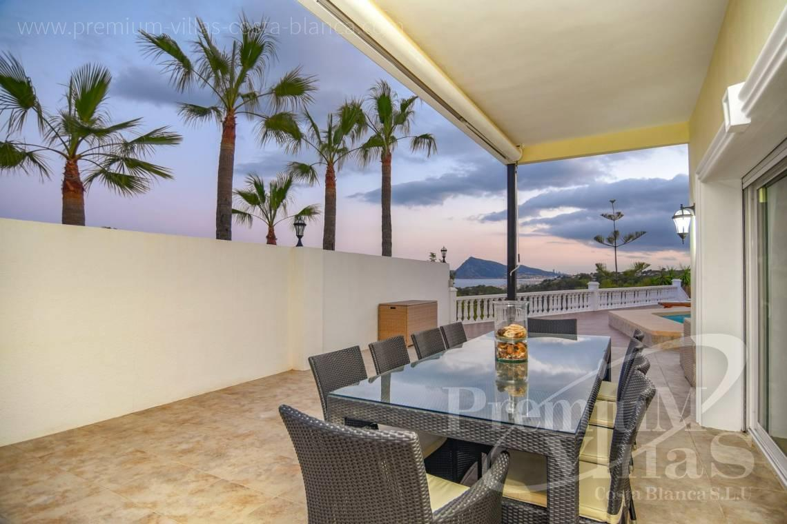 Buy a luxury villa on the Costa Blanca - C2305 - Luxury villa with sea views in the Sierra de Altea 28