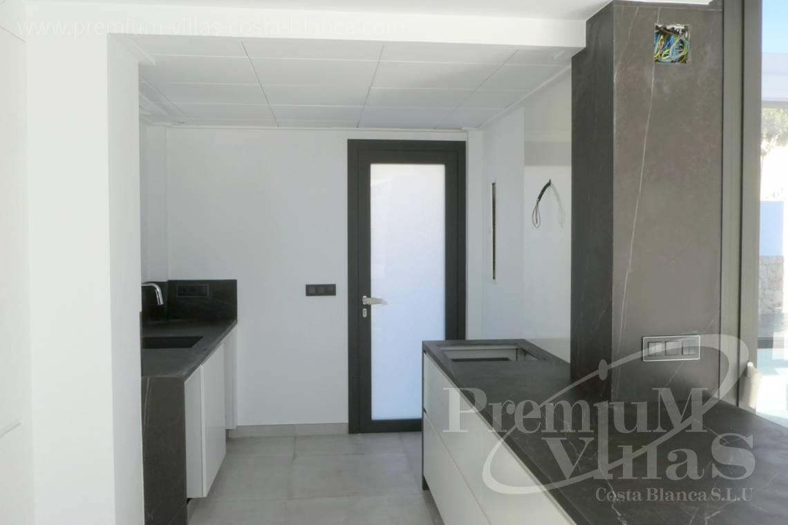 - C2176 - Modern villa in Moraira close to the beach and the golf course  10