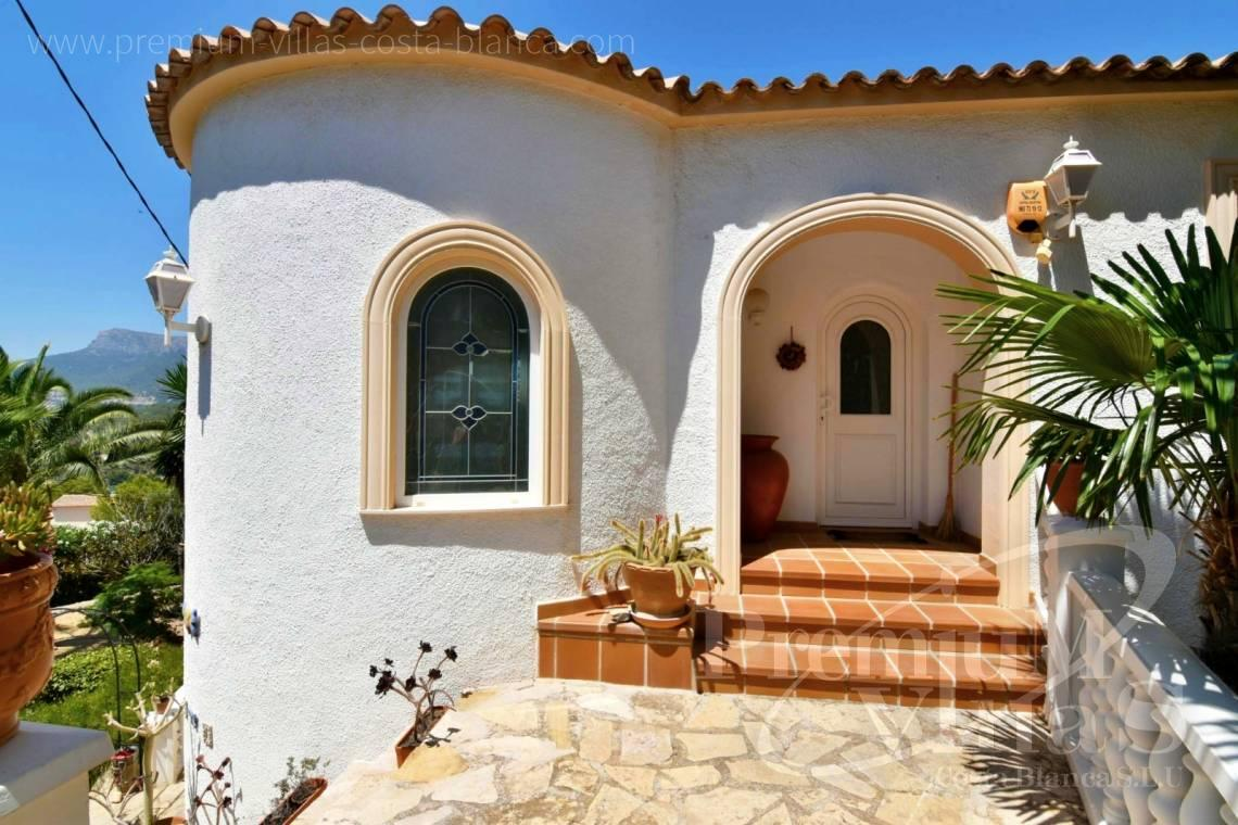 - C2114 - Villa with heated pool and spectacular mountain views in Calpe 31