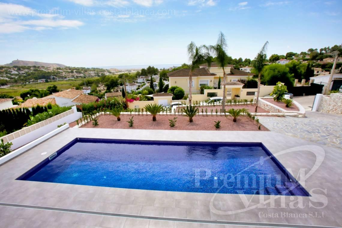- C2452 - Modern villa with guest appartment in Moraira 4