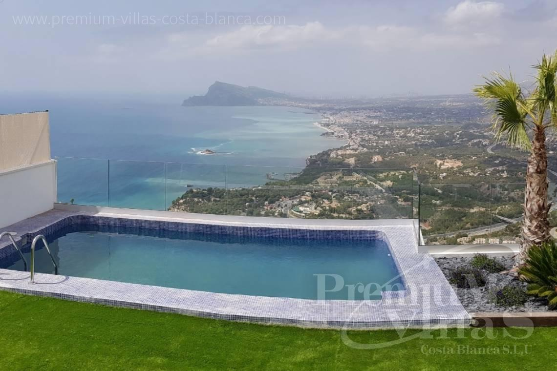 - C2189 - Single family homes in Altea Hills with stunning sea views 24