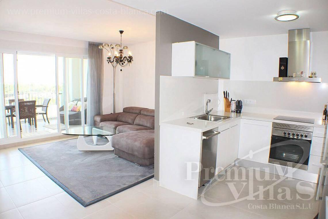 Buy 2 bedrooms modern apartment Altea Costa Blanca - A0577 - Modern apartment for sale in Altea Hills 5