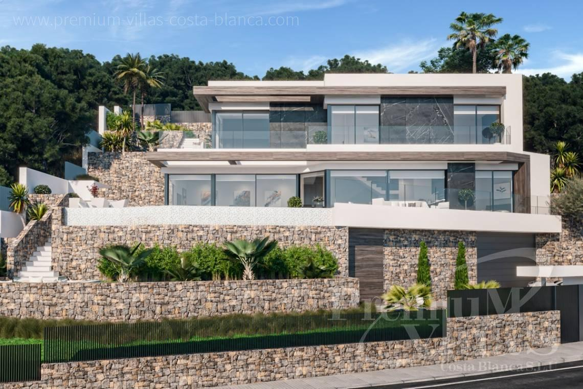- C2490 - Modern luxury villa with panoramic sea views in Calpe 4