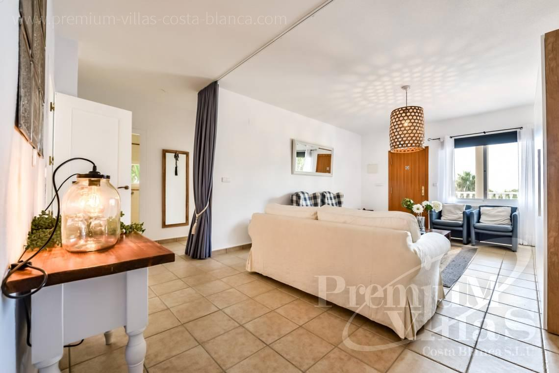 - C2439 - Sea view villa with spacious guest apartment in Altea 22