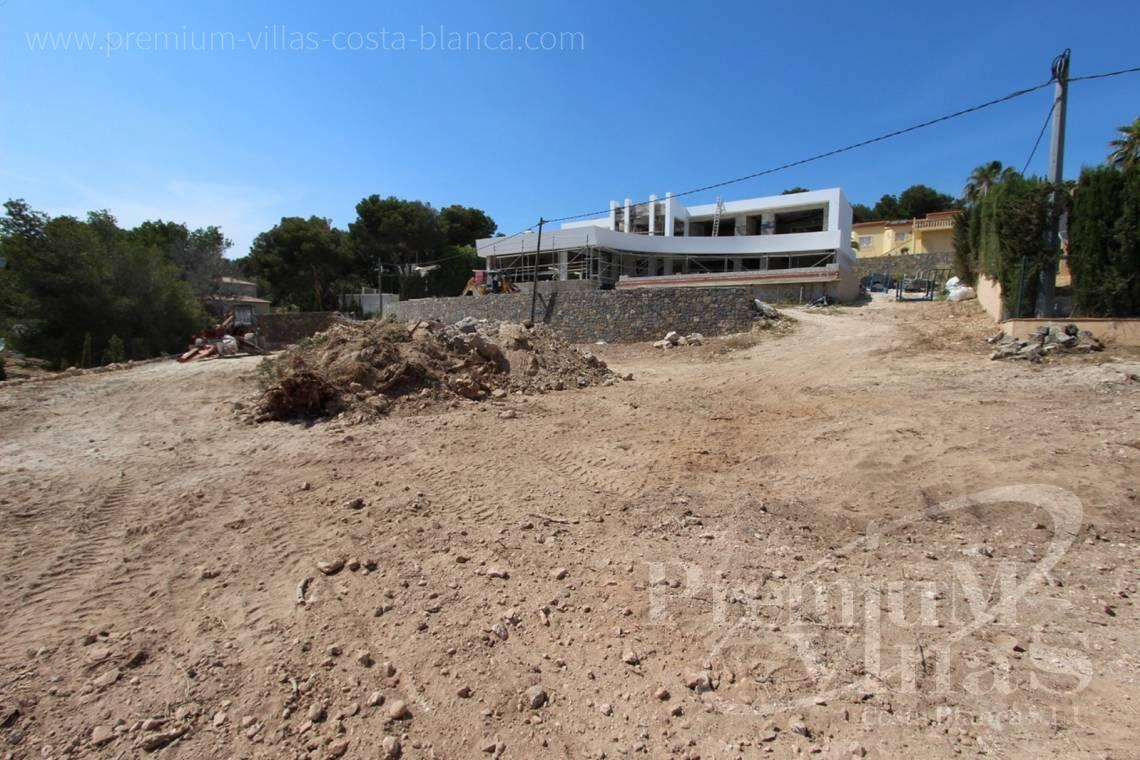 - C1698 - Modern design villa for sale with nice sea views in Benissa  14