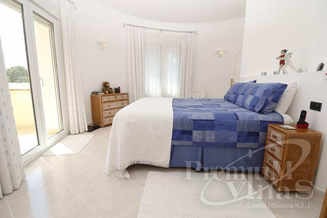 - C2155 - Beautiful villa in Benissa Costa with wonderful terraces, nice views and only 1 km from the beach 11