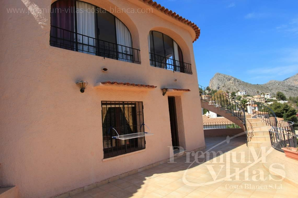 5 bedrooms house villa for sale Calpe Costa Blanca - C1604 - Detached 5 bedrooms Villa near the sea in Calpe 2