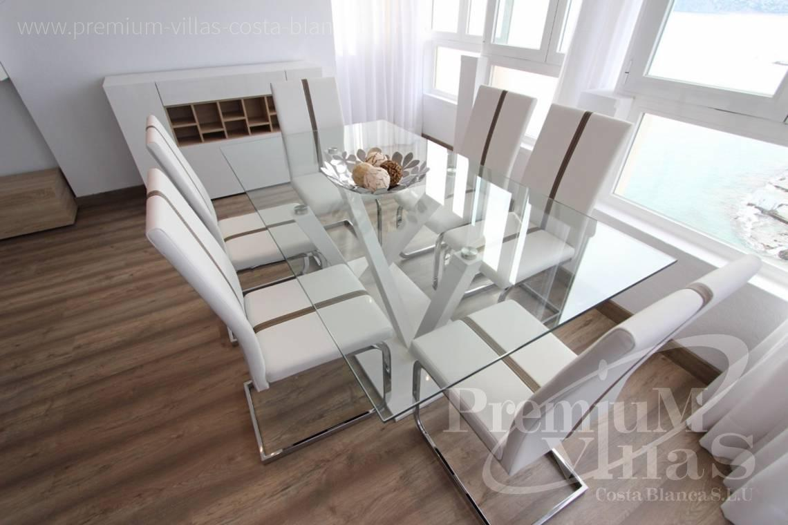 - A0575 - Apartment in front of the sea with spectacular views of Ifach Rock. 9