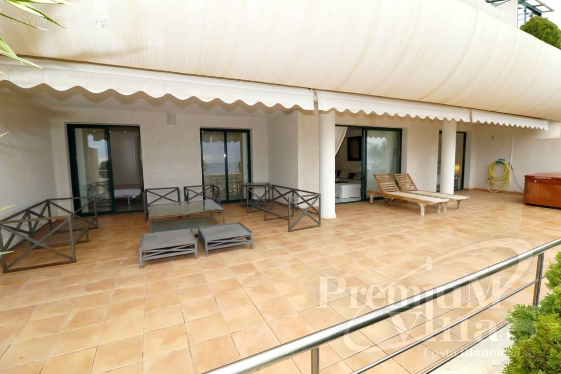 Apartment with large terrace for sale in residential Bahía 1 Altea Hills - A0605 - Apartment with sea views in Bahia 1Altea Hills 18
