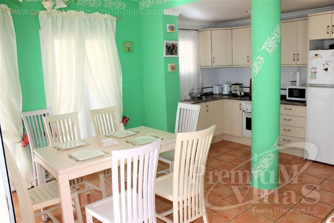 - C2144 - Lovely bungalow in Calpe just 2 km from the beach 12