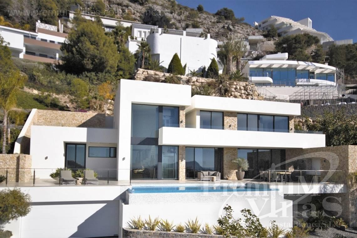 - C2172 - Newly built luxury villa in Altea Hills with panoramic sea views. 14