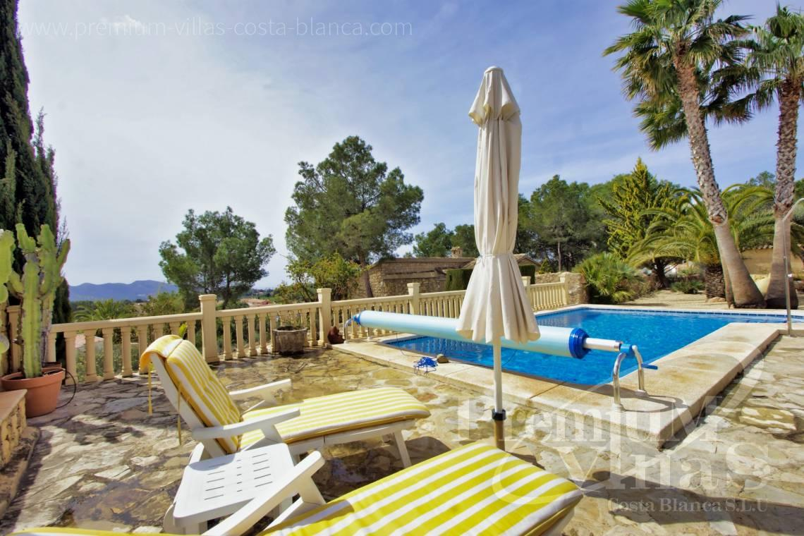 Villa with private pool in Alfaz del Pi Costa Blanca - C2241 - Villa with guest house in Alfaz del Pí 5