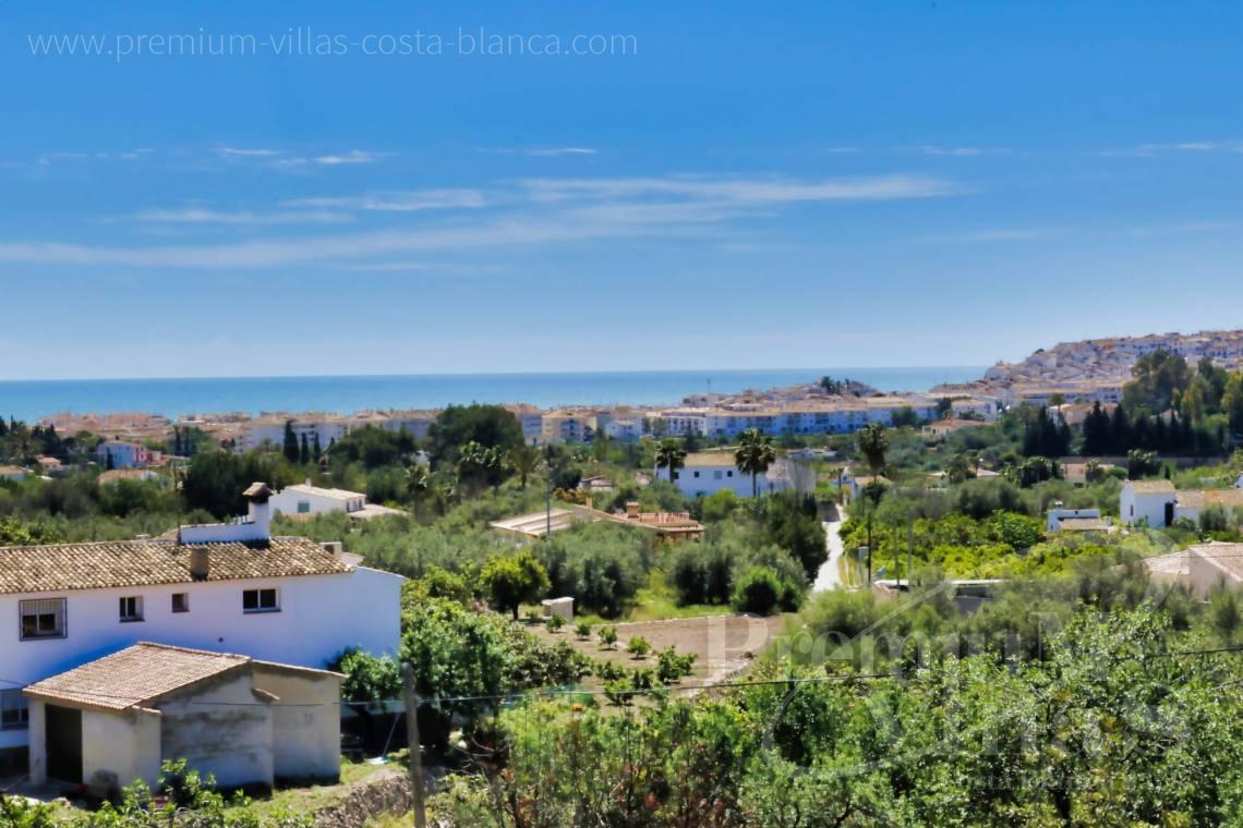 Sea view plot for sale in Altea Costa Blanca - 0207G - Plot of 20000sqm close to the old town of Altea 1