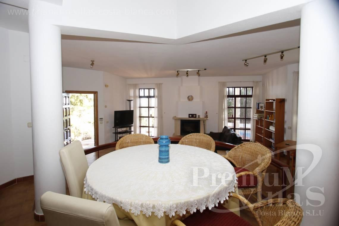 - C2132 - House surrounded by nature with beautiful sea and mountain views in Altea. 8