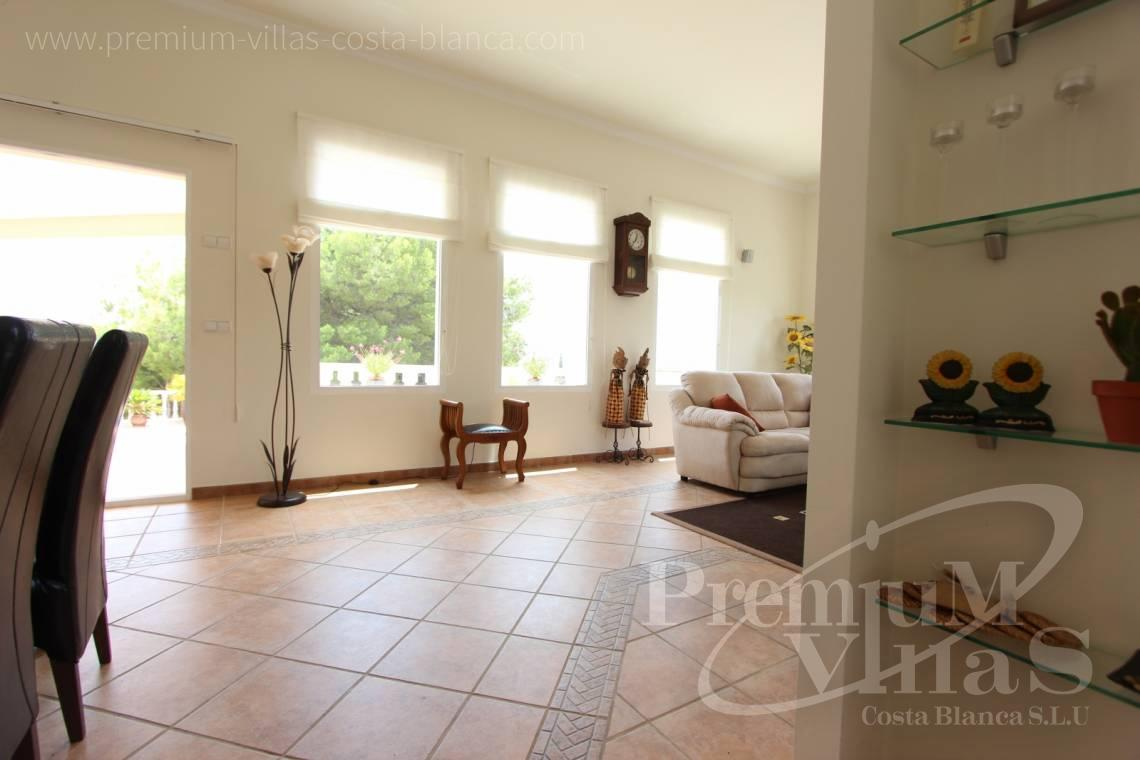 - C1298 - Contemporary style villa in Altea for sale with nice sea view 12