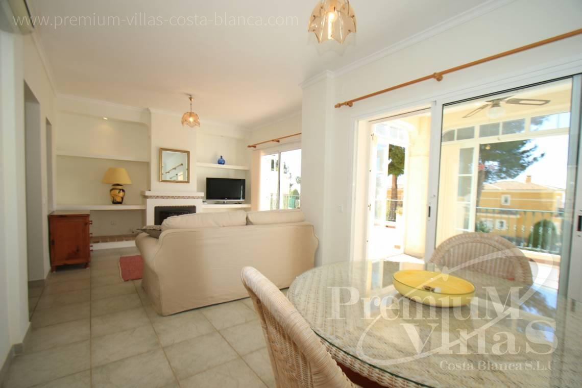 - C1925 - Well maintained semi-detached house in Altea Hills with large terrace and garage 10
